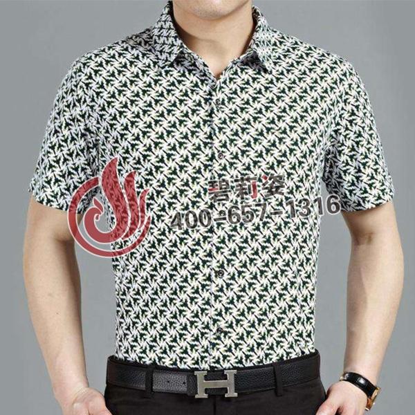 时尚男装衬衫厂家